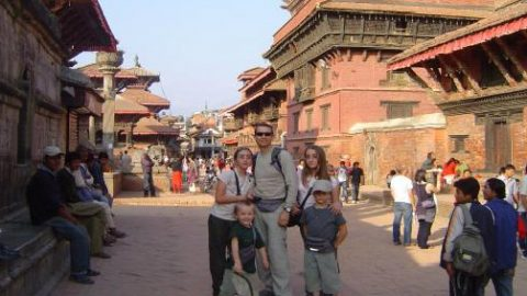 """India & Nepal.""  Por Familia Giusiano"